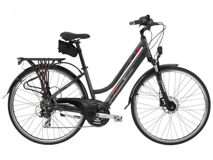Vélo électrique EASYGO CITY WAVE 2016