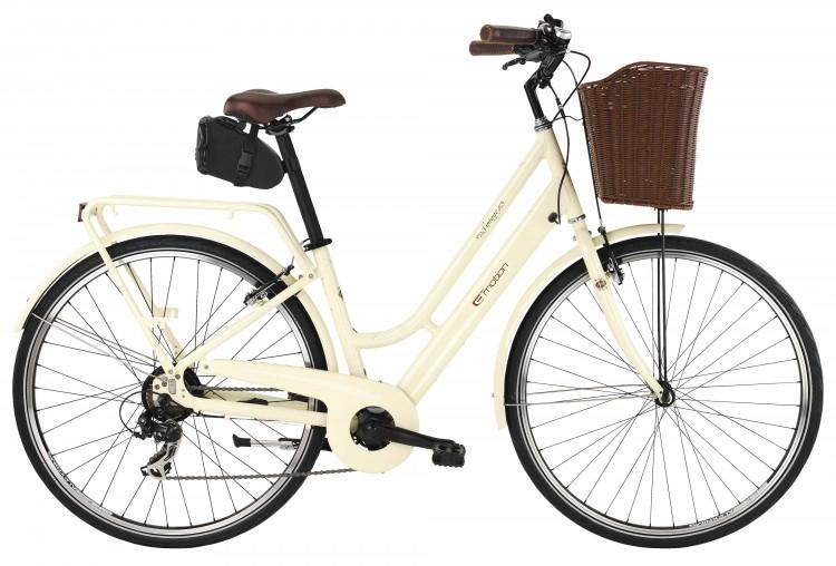 Vélo électrique EASYGO 1909 WAVE 2016