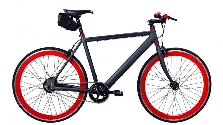 Vélo électrique EASYGO RACE 2016