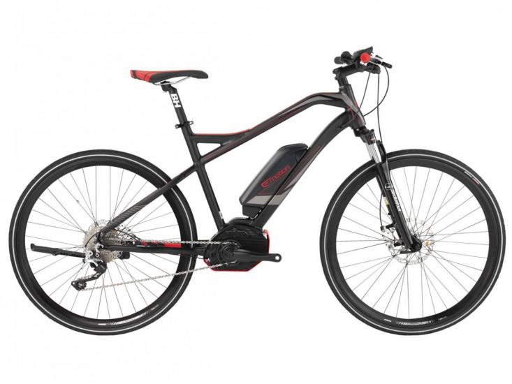 Vélo électrique XENION CROSS PRO 2016