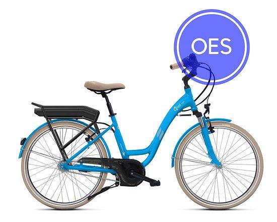 """Vélo électrique O2FEEL VOG OES N7C 26"""" 2018"""
