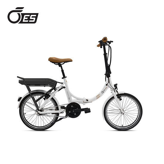 Vélo électrique O2FEEL PEPS OES N7C