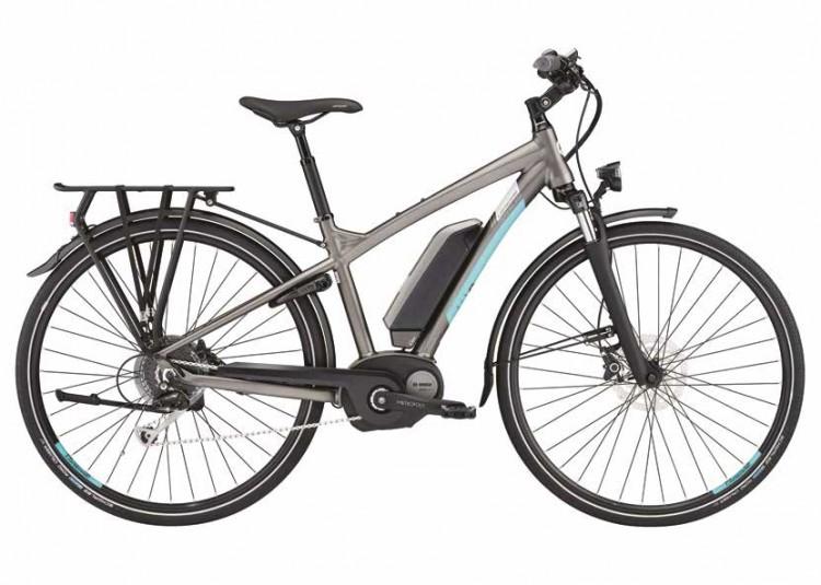 Vélo électrique LAPIERRE OVERVOLT TREKKING 600 H 2018