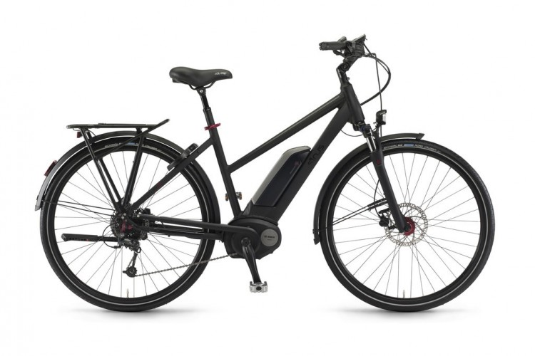 Vélo électrique Sinus TRIA 8 Bosch Active 400Wh T 2018