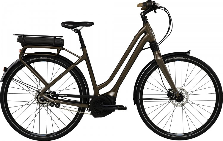 Vélo électrique GIANT PRIME E+ 3 N8 printemps 2019