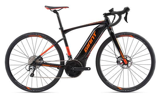 Vélo de route électrique GIANT ROAD E+2 PRO printemps 2019