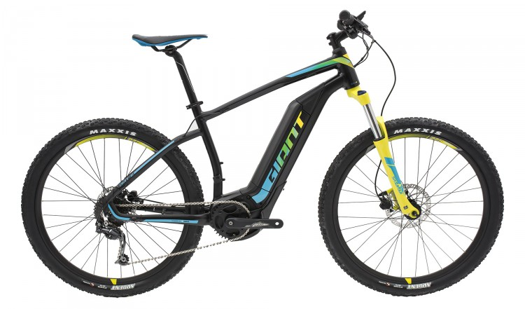 VTT electrique GIANT DIRT E+3  & E+3 POWER 2018