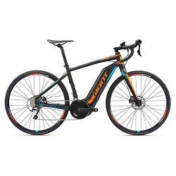 Vélo de route électrique GIANT ROAD E+3 2019