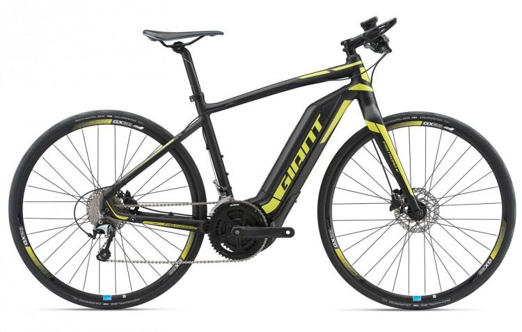 Vélo électrique Fitness GIANT FASTROAD E+ S5