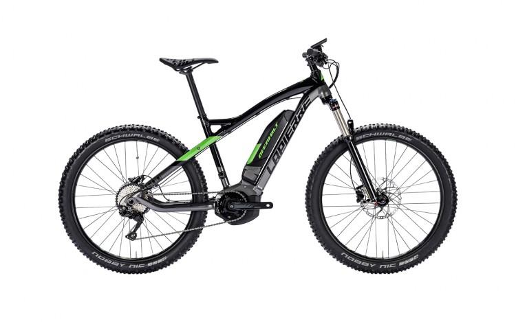Vélo électrique LAPIERRE OVERVOLT HT 500+ 2018