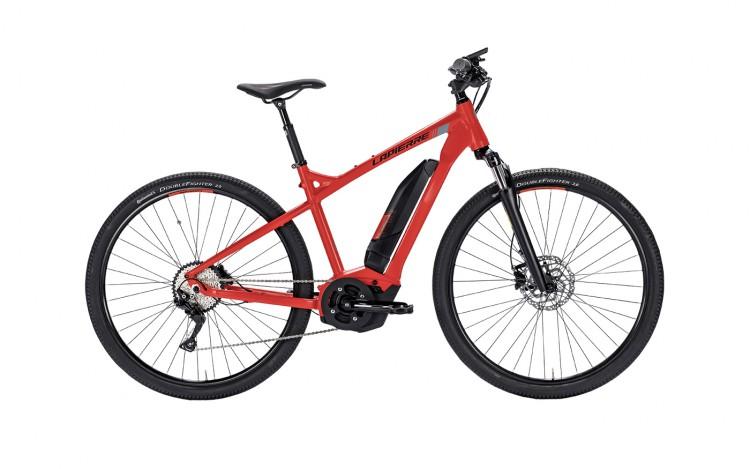 Vélo électrique LAPIERRE OVERVOLT CROSS 800 homme 2018