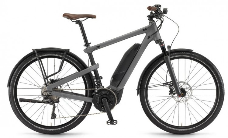 Vélo électrique Winora Yakun urban 2018