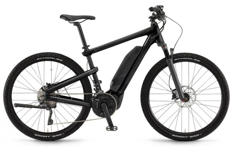 Vélo électrique Winora Yakun plain 2018