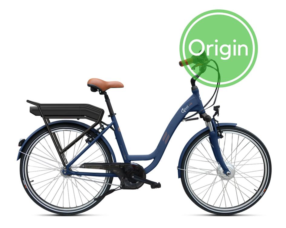 """Vélo électrique O2FEEL VOG ORIGIN N7 26"""" 2019"""