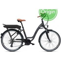 """Vélo électrique O2FEEL VOG ORIGIN D7 26"""" 2018"""