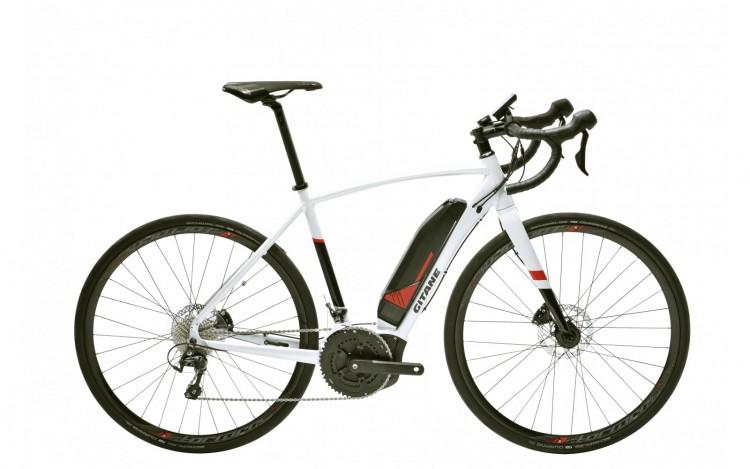 Vélo électrique GitaneE-RAPID Tiagra Yamaha 2018