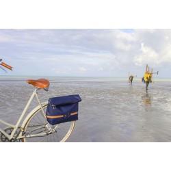 """Sacoche vélo """"Musettes et Compagnie"""" JEANNIE"""