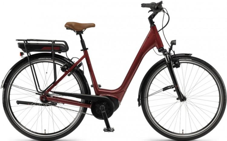 Vélo électrique Sinus TRIA N7f GT Bosch 2018