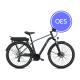 Vélo électrique O2FEEL VOG OFFROAD HOMME D8C 2018