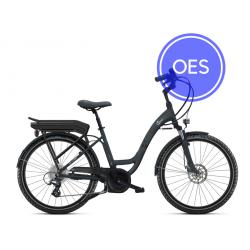 Vélo électrique O2FEEL VOG OFFROAD MIXTE D8C 2018