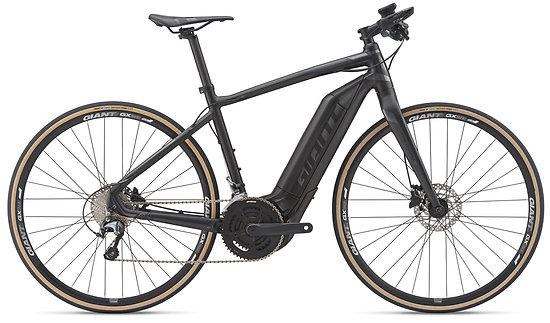 Vélo électrique Fitness GIANT FASTROAD E+2 2019