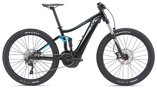 VTT électrique GIANT LIV EMBOLDEN E+2 POWER 2019