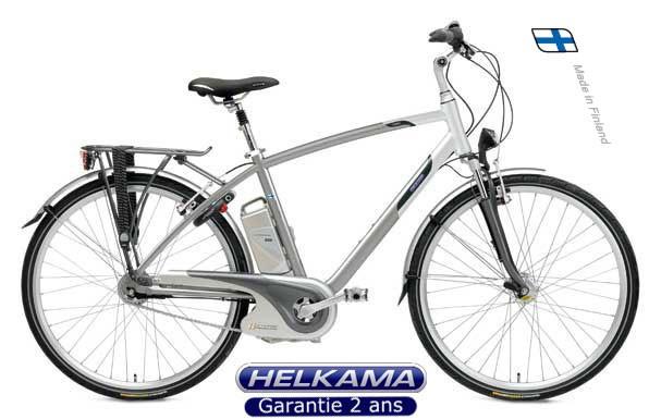 Vélo électrique HELKAMA   TE2800