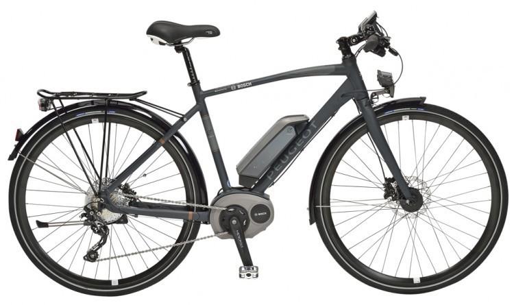 Vélo électrique Peugeot ET01 DEORE 10V