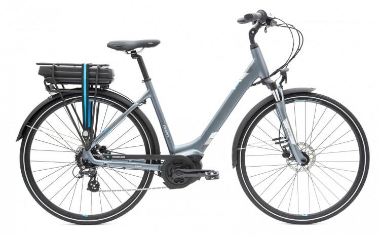 Vélo électrique GIANT ENTOUR E+ 2 DISC  printemps 2019