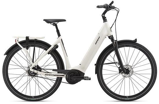 Vélo électrique GIANT DAILYTOUR E+1 Courroie 2020