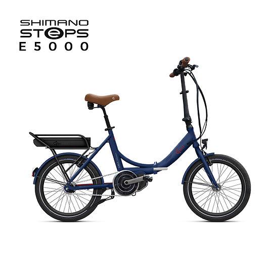 Vélo électrique O2FEEL PEPS N7C E5000