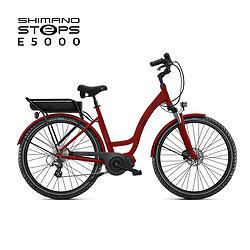 Vélo électrique O2FEEL Vog D8C Off-Road Mixte  E5000 2019