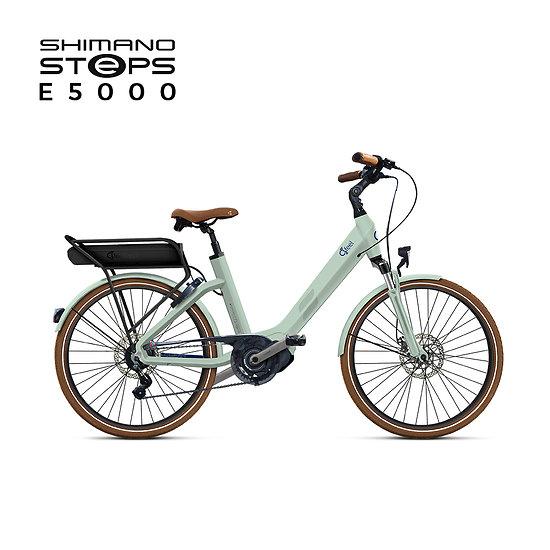 Vélo électrique O2FEEL SWAN LITTLE N7C E5000 2019