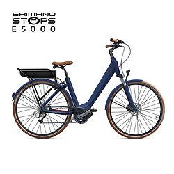 Vélo électrique O2FEEL Swan D8 2019