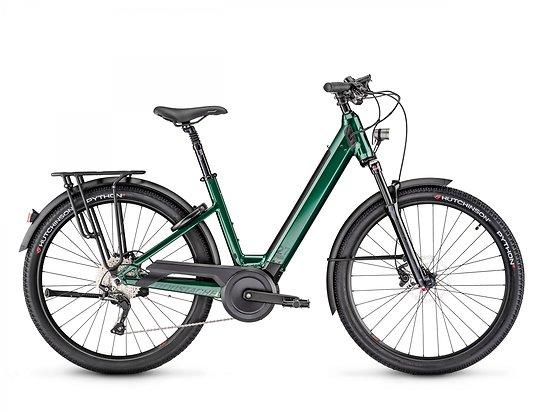 Vélo électrique MOUSTACHE SAMEDI 27 Xroad 5 et 27 Xroad 5 Open 2020