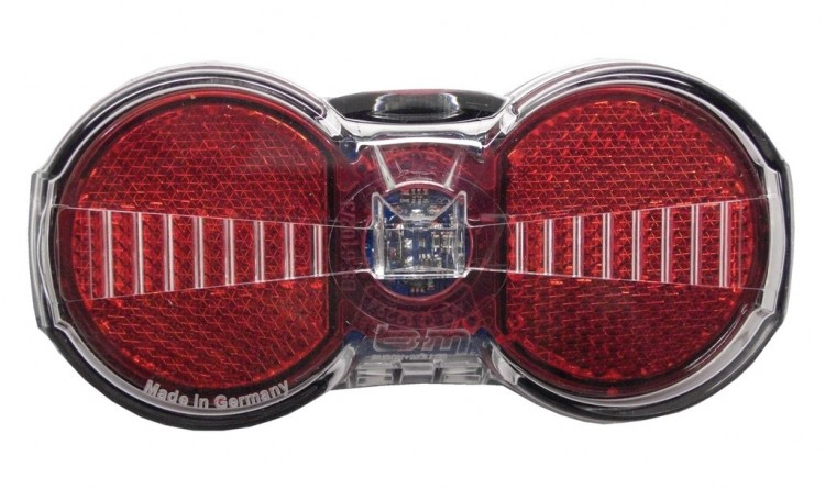Eclairage AR à diode B&M Toplight Flat S