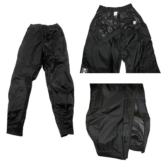 Pantalon imperméable zip HOCK