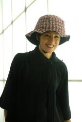 Casqu'En Ville-chapeau BERLINGOT