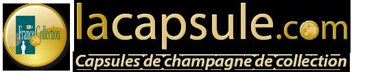 LA CAPSULE - Vente de capsule de champagne de collection & plaque de muselets