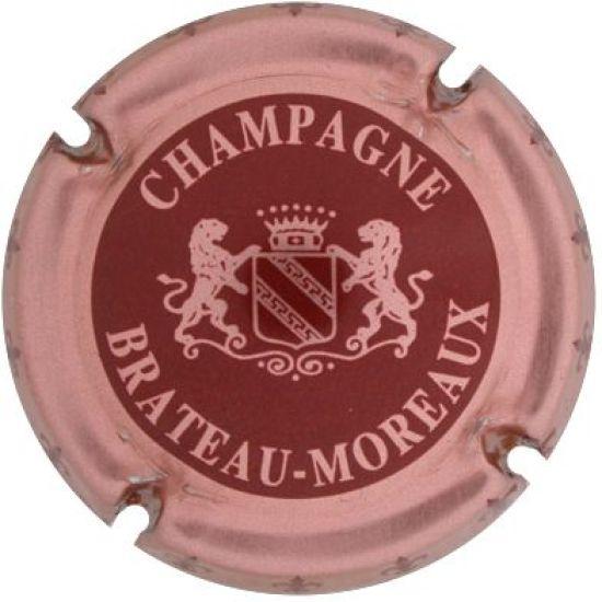 CAPSULE DE CHAMPAGNE MOREAUX*
