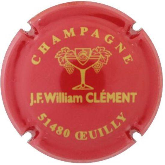 CLEMENT J F WILLIAM