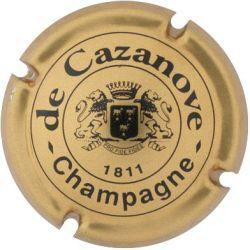 DE CAZANOVE