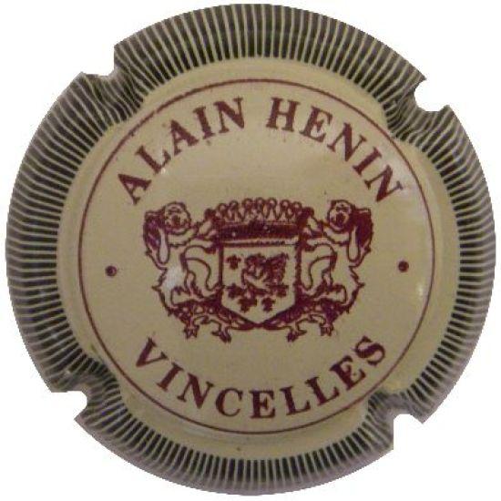HENIN ALAIN