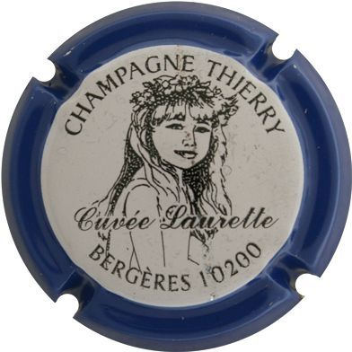 capsule champagne RUFFIN cuvée thierry