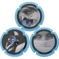 Bliard Moriset - Soupçon de Bleu