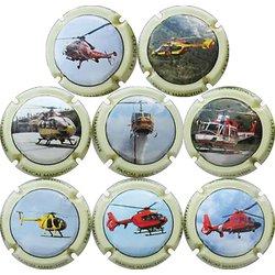 Manchin Pascal - Hélicoptères