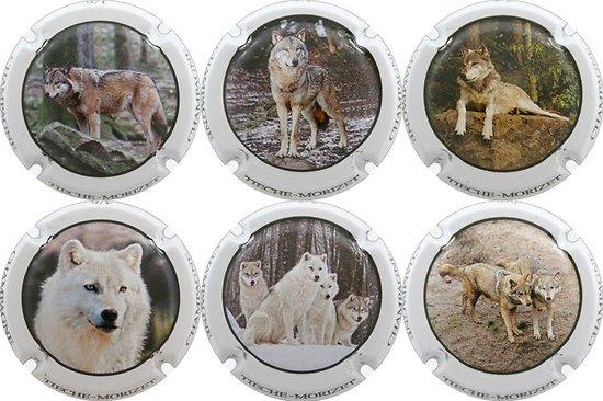 Tieche Morizet - Les Loups