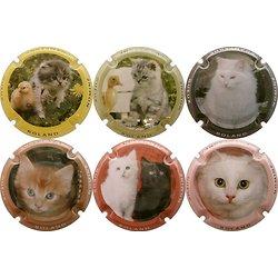 Boland Nominé - Les Chats