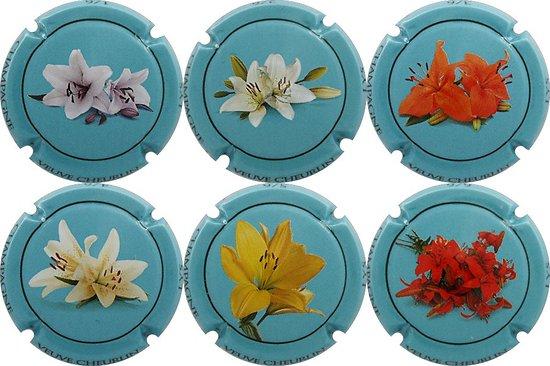 Cheurlin Veuve - Fleur de lys