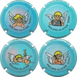 GLAVIER PHILIPPE - Les Anges